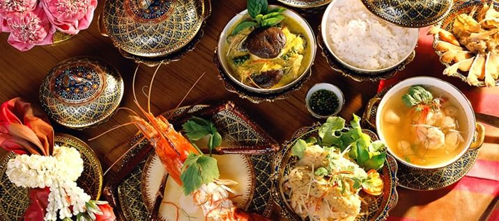 21 lezat southeastern asian cuisine history theme park for Asian cuisine athens al